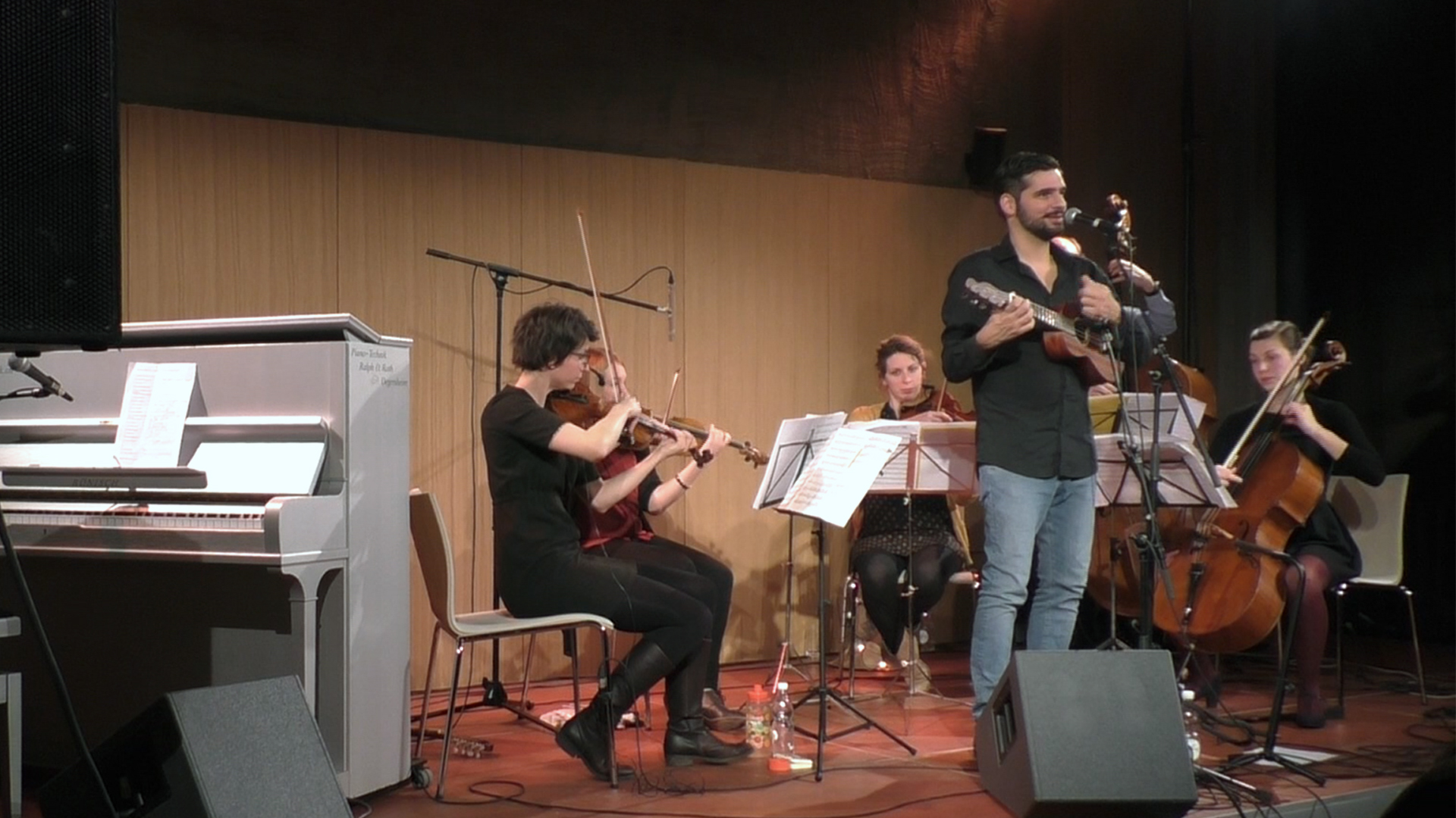 Concert du 26 janvier 2017 en Appenzell