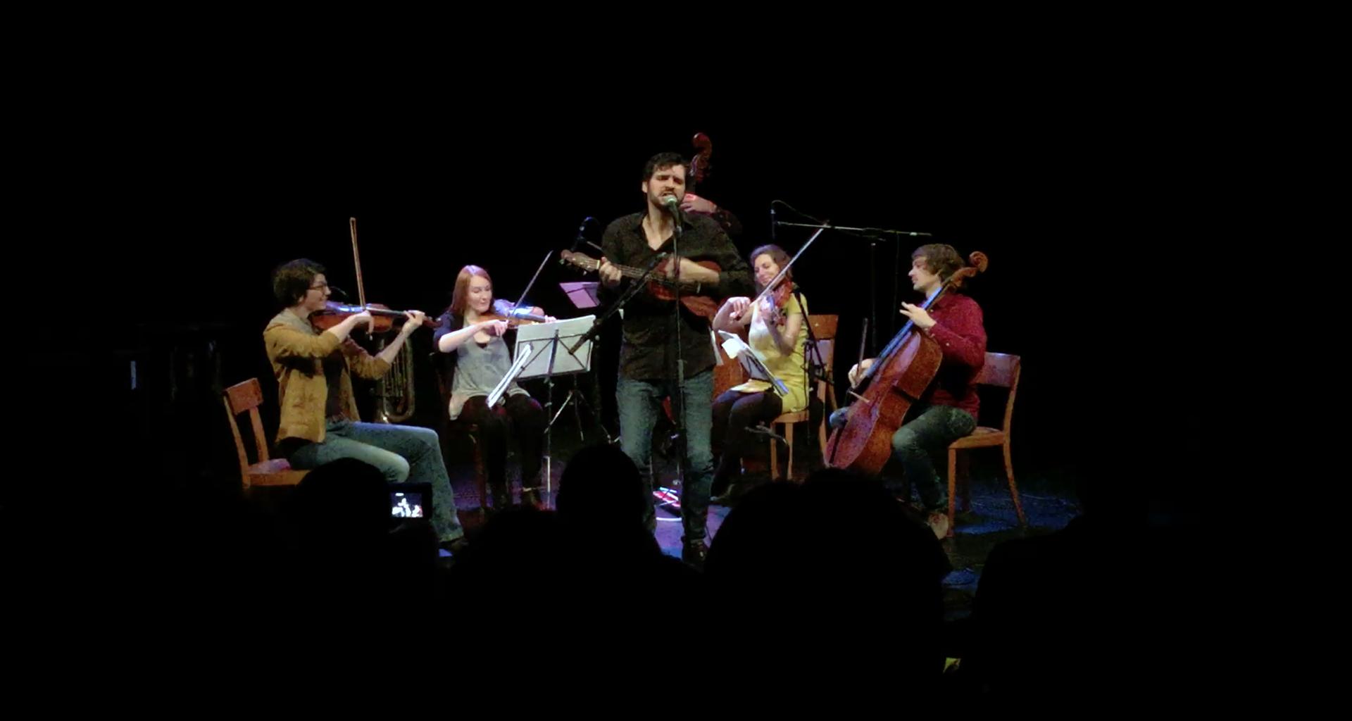 Le 14 janvier, concert à l'Arbanel de Treyvaux